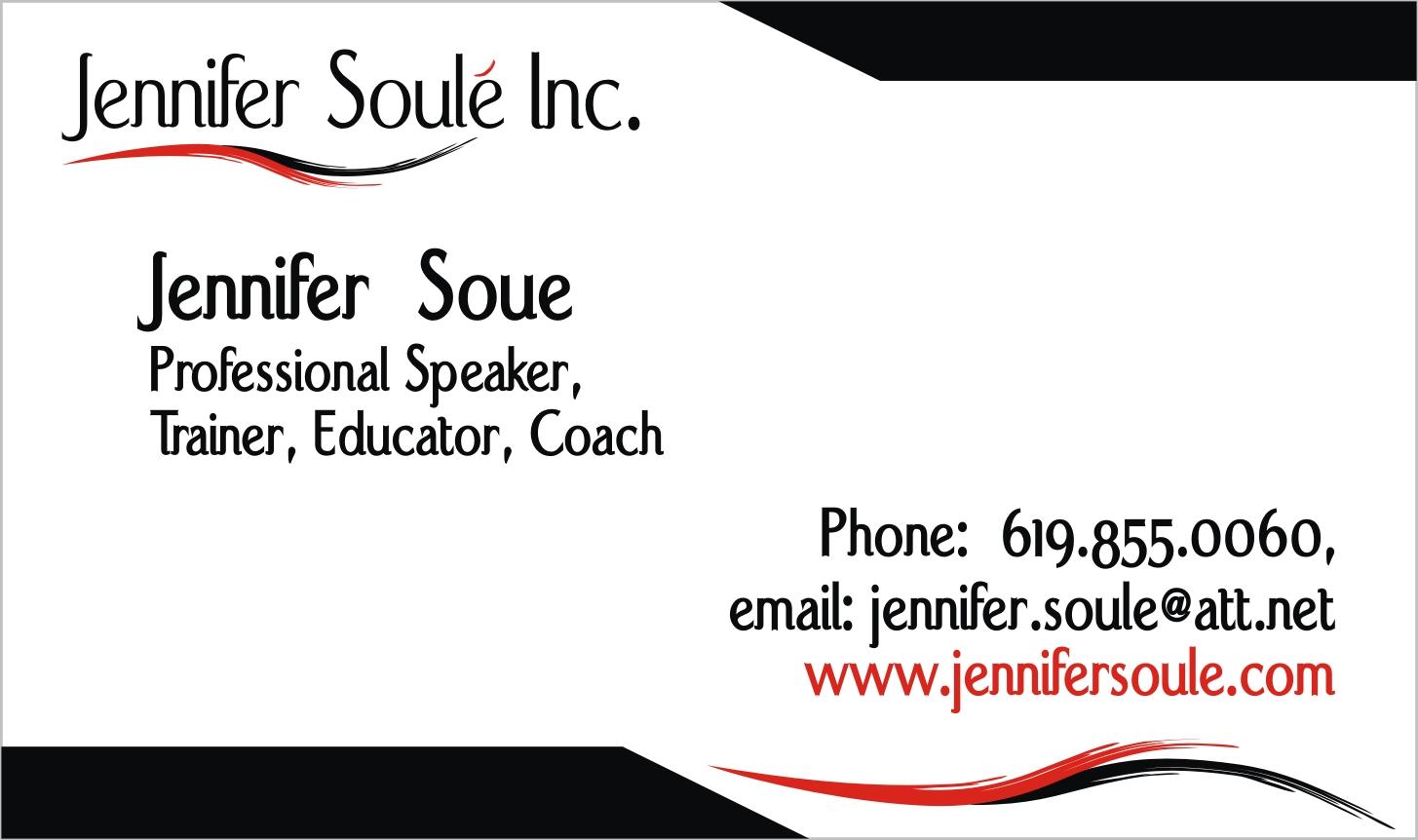 Jennifer Soule Corporate Identity
