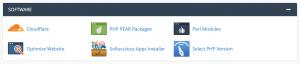 Enable Cloudflare Railgun in cPanel